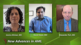 New Advances in AML Discussion